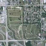 Burr Oak Cemetery (Google Maps)