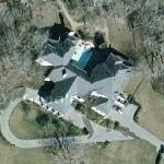 Warren Moon's House (Google Maps)