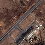 N'Djamena International Airport (NDJ) (Google Maps)