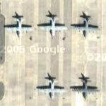HC-130P search and rescue aircraft (Google Maps)