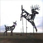 Enchanted Highway - 'Deer Crossing'
