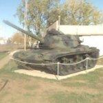 Regent American Legion Tank