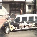 Club Madonna limo