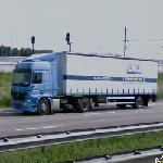 Mb Actros with citytrailer