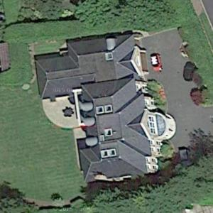 Andy Murray's House (Google Maps)