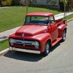 1956 Ford F-100 (StreetView)