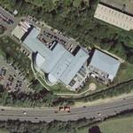 Brawn GP Formula 1 HQ (Google Maps)