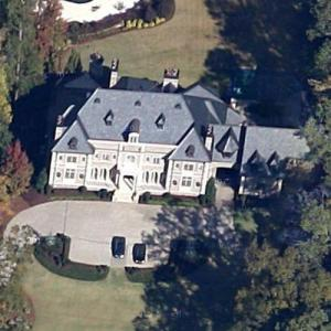 Atlanta Classic Cars >> Steve Rayman's House in Atlanta, GA - Virtual Globetrotting
