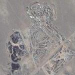 Diamond mine vehicle graveyard