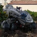 Armageddon: The Armadillo Vehicle (StreetView)