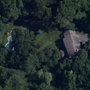 Chris Berman's House (Google Maps)