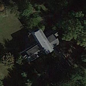 Ang Lee's House (Google Maps)