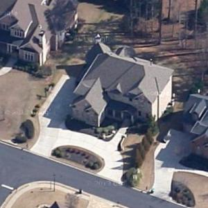 NeNe Leakes' House (Former) (Google Maps)