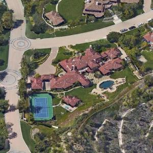 Jeffrey Schwartz's House (Google Maps)