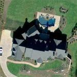 Antonio Davis' house (Google Maps)