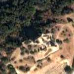 Grimaud castle (Google Maps)