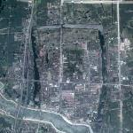 Dangtu County Moat (City with moat) (Google Maps)