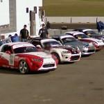Mazda Racing Cars