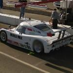 06 Muscle Milk Daytona Prototype race car
