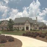 Antonio Davis' house