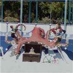 Lego octopus
