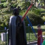 Lego Darth Vader (StreetView)