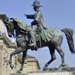 Général Guillaume-Henri Dufour Statue