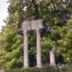 Forum Columns of Colonia Iulia Equestris (StreetView)