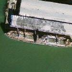 SS Red Oak Victory (Google Maps)