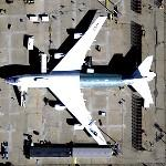 "Boeing E-4B ""Nightwatch"" (Google Maps)"
