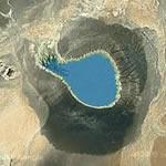 Ring of Craters, Algeria (Google Maps)