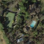 Erskine Bowles' house (Google Maps)