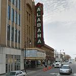 Alabama Theatre (StreetView)
