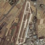 Anshan Air Base (Google Maps)