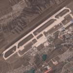 Changchun Air Base (Google Maps)