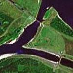 Old River Control (Google Maps)