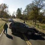 Serious accident (StreetView)