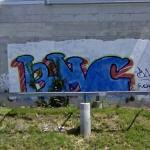 Collection of graffiti (StreetView)