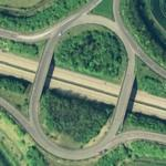 Elevated roundabout
