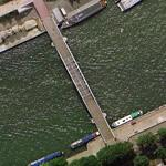 Passerelle Debilly (Google Maps)