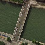 Pont Louis Philippe (Google Maps)