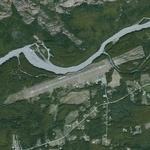 Bella Coola Airport (QBC) (Google Maps)