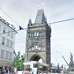 Charles Bridge tower (Karlův most tower) (StreetView)