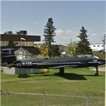 Avro Canada CF-100 Canuck (StreetView)