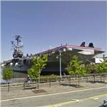 USS Intrepid (CV-11) (StreetView)