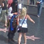Captain Jack Sparrow (StreetView)