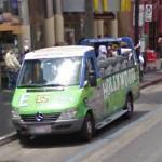 Hollywood Sightseeing Tour Bus