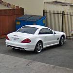 Mercedes- Benz SL55 AMG