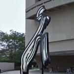 'Kiepenkerl' by Jeff Koons (StreetView)