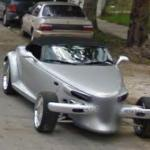 Nice car ( Plymouth Prowler)